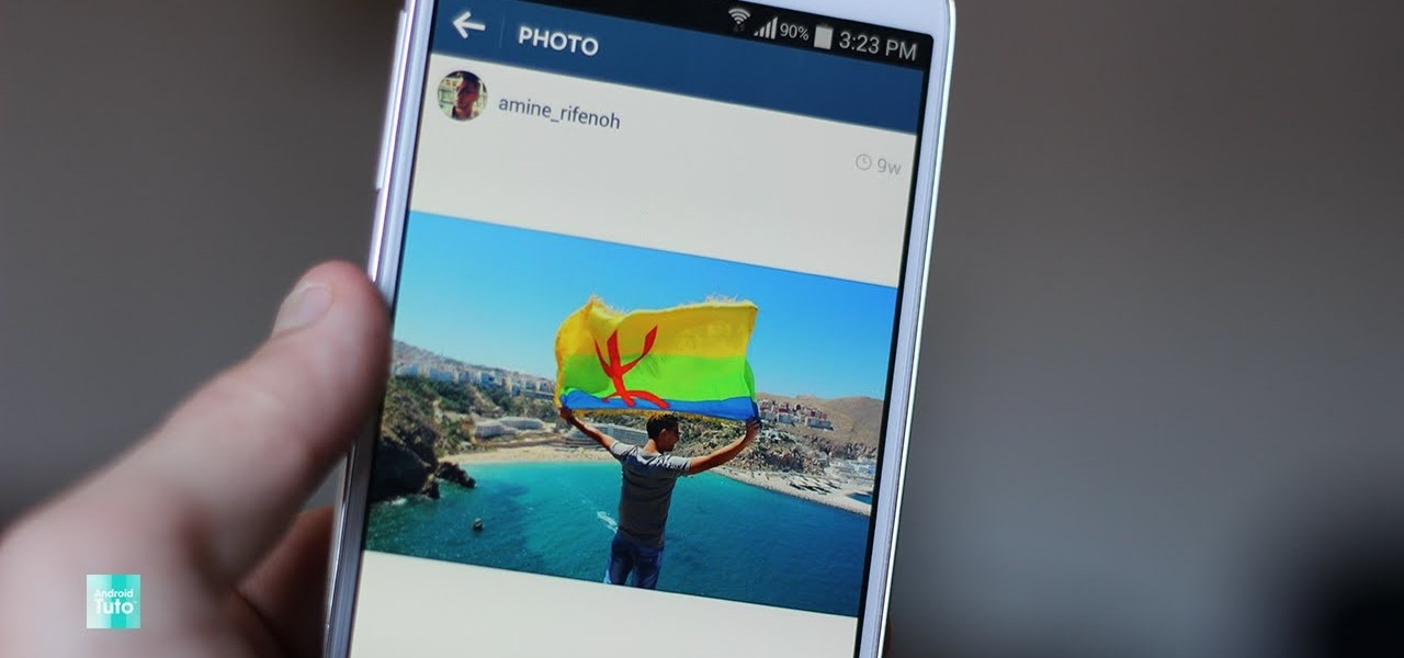 how to upload full size photo video to instagram without
