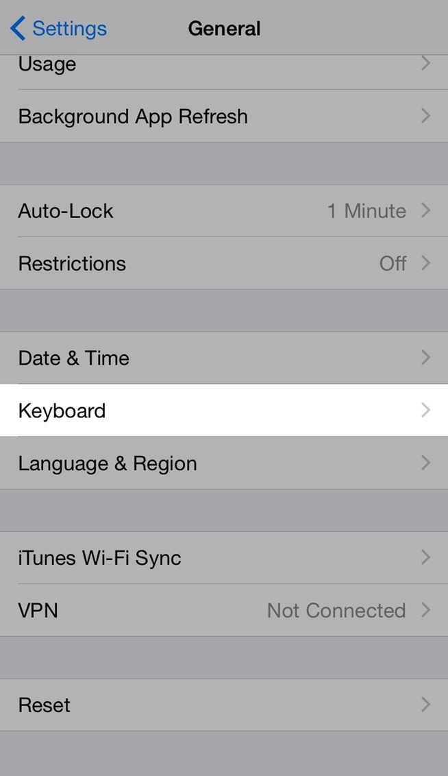 How to Remove the Microphone Icon from the Keyboard on Your iPhone