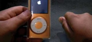 Reset your iPod nano