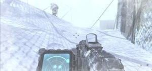 Unlock the Ghost achievement in COD: Modern Warfare 2