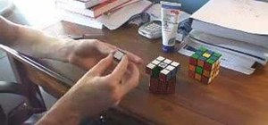 Make your rubik's cube spin more easily