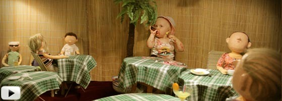 Insanely Funny Drunken Baby