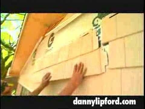 Add vinyl siding to your home