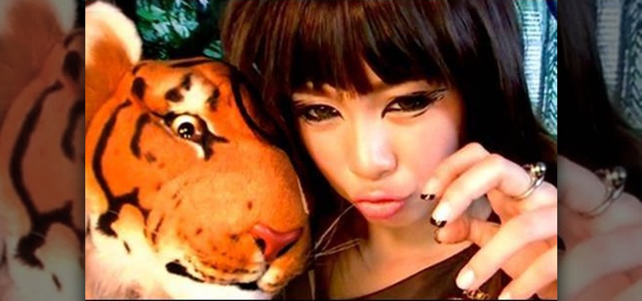 How to Create Lunar New Year inspired tiger eyes « Makeup ...