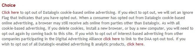How to Opt Out of Facebook's Creepy New Ad-Targeting Partnership with Datalogix
