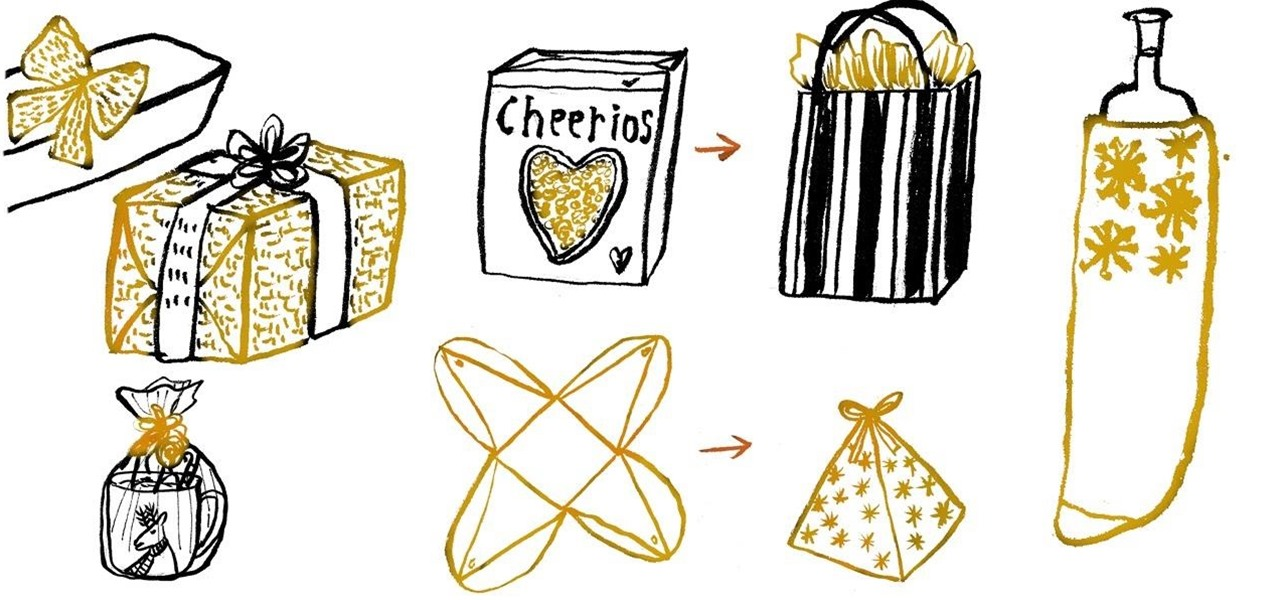 7 More DIY Gift-Wrapping Ideas for Christmas Presents