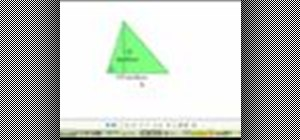 Calculate the area of a triangle