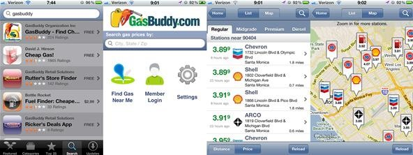 How to Use the GasBuddy Mobile App to Find the Cheapest Prices in Town