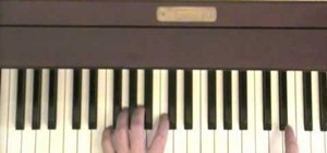 "Play the solo from the Beatles' ""Something"" on piano"