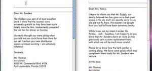 Cut, copy & paste on your Macintosh