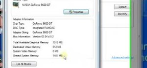 Change screen resolution & refresh rate in Windows 7
