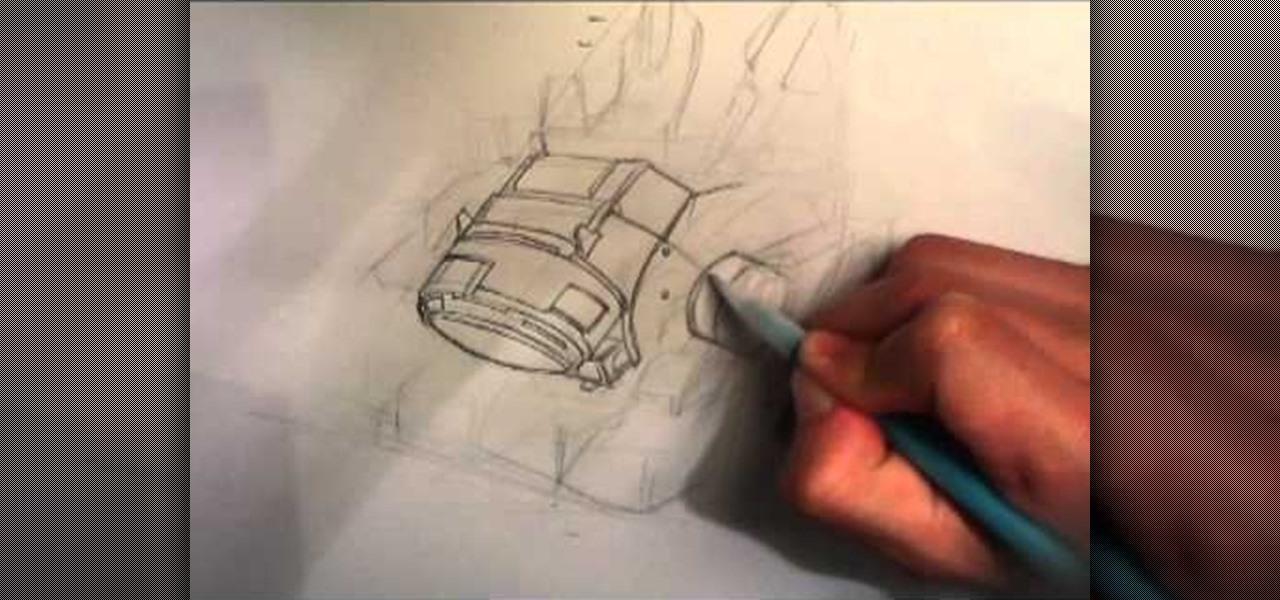 Draw a Mech