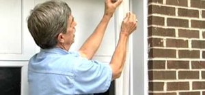Easily weather seal your garage door