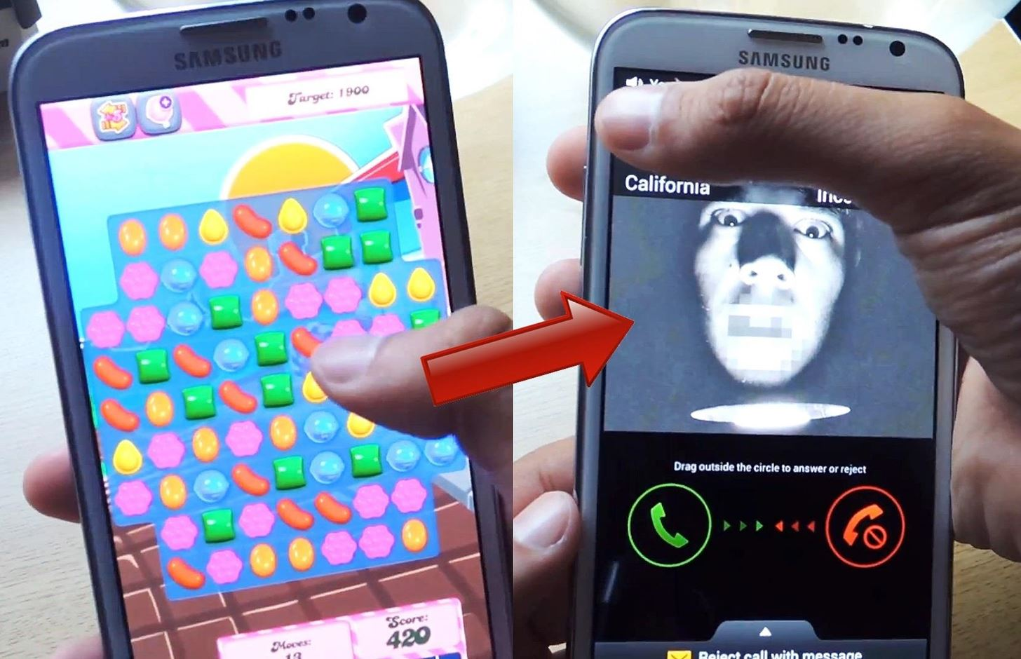 How to Minimize Incoming Calls When Playing Games or Using Apps on Your Samsung Galaxy Note 2