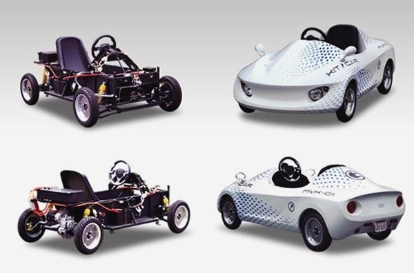 Build Your Own Electric Vehicle with Modi-Corp's Upcoming DIY Pius Car Kit