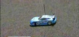 Drift with a model car