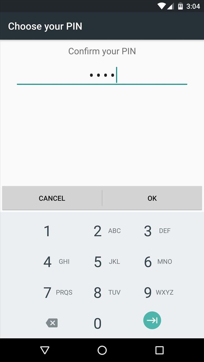 Android Basics: How to Set Up a Fingerprint Lock Screen
