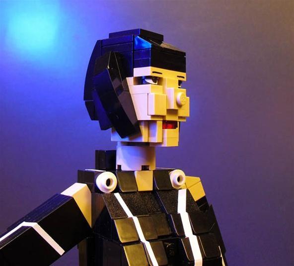 LEGO Tron Quorra