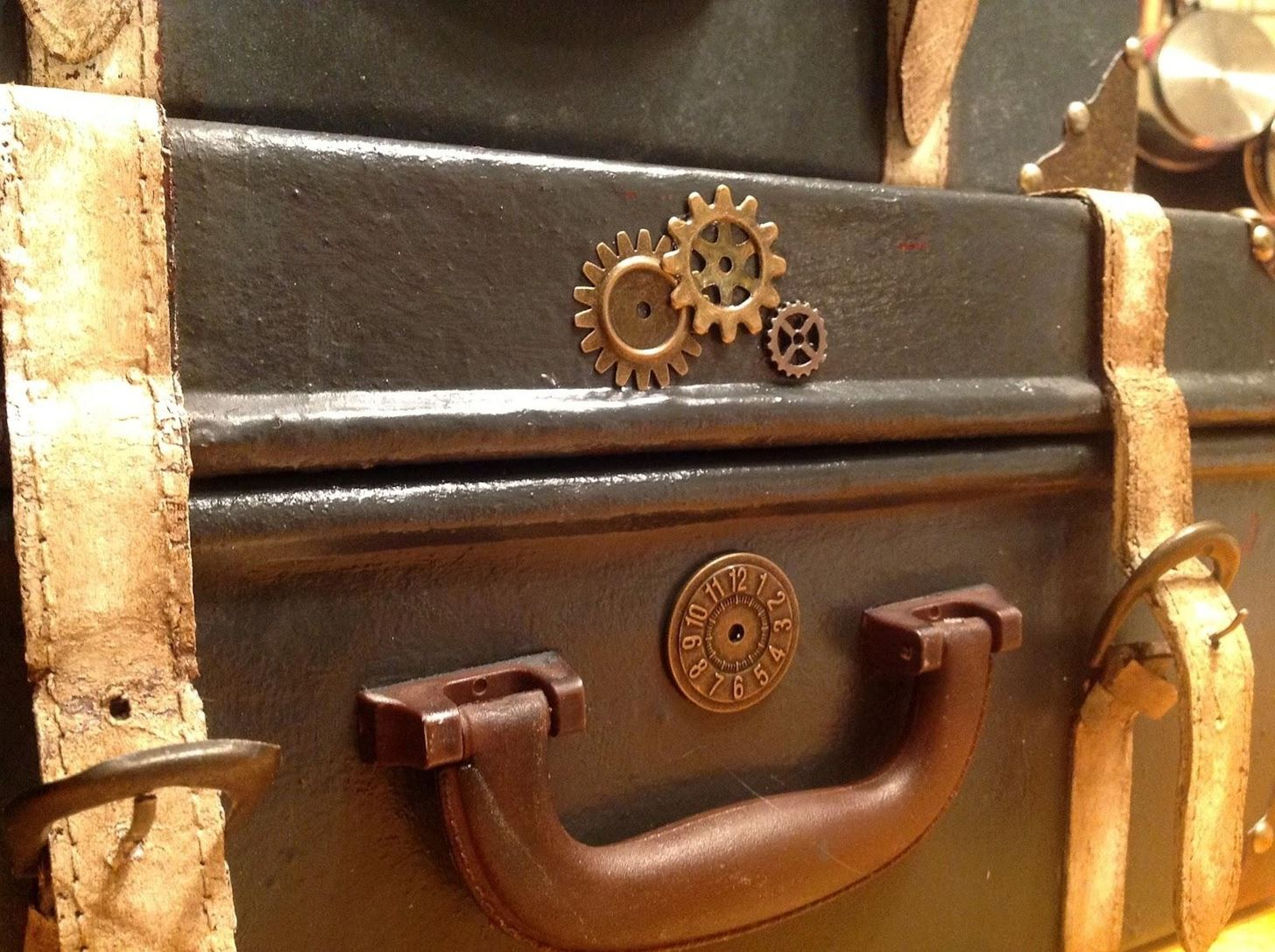 7 Things Every Steampunk Should Know for Making It Through Airport Security Stress-Free
