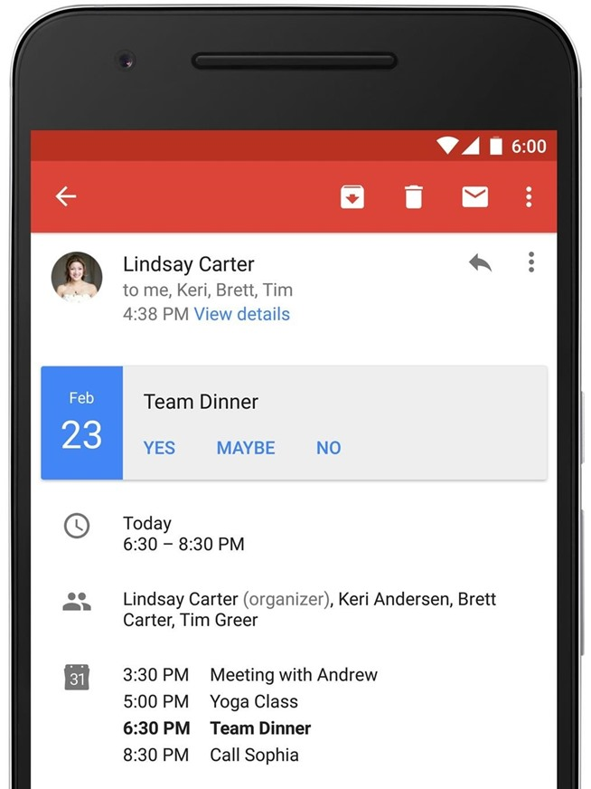 You Can Now Bold, Italicize, & Underline Text in the Gmail App