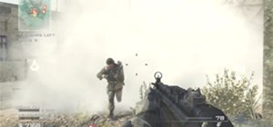 Get the 'Serrated Edge' Achievement in Call of Duty: Modern Warfare 3