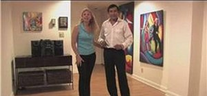 Do basic Mambo steps with a partner