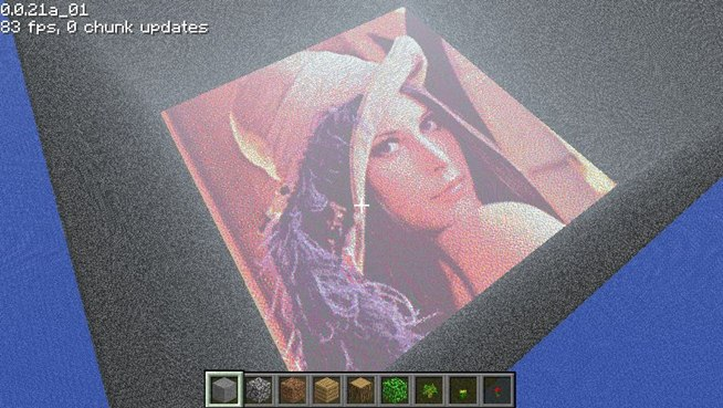 Tnt Pixel Art Minecraft Pixel Art in Minecraft
