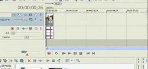Use the dynamic RAM preview feature in Sony Vegas