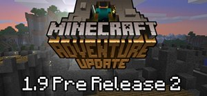 Download and install the Minecraft 1.9 pre-release 2 beta on a PC