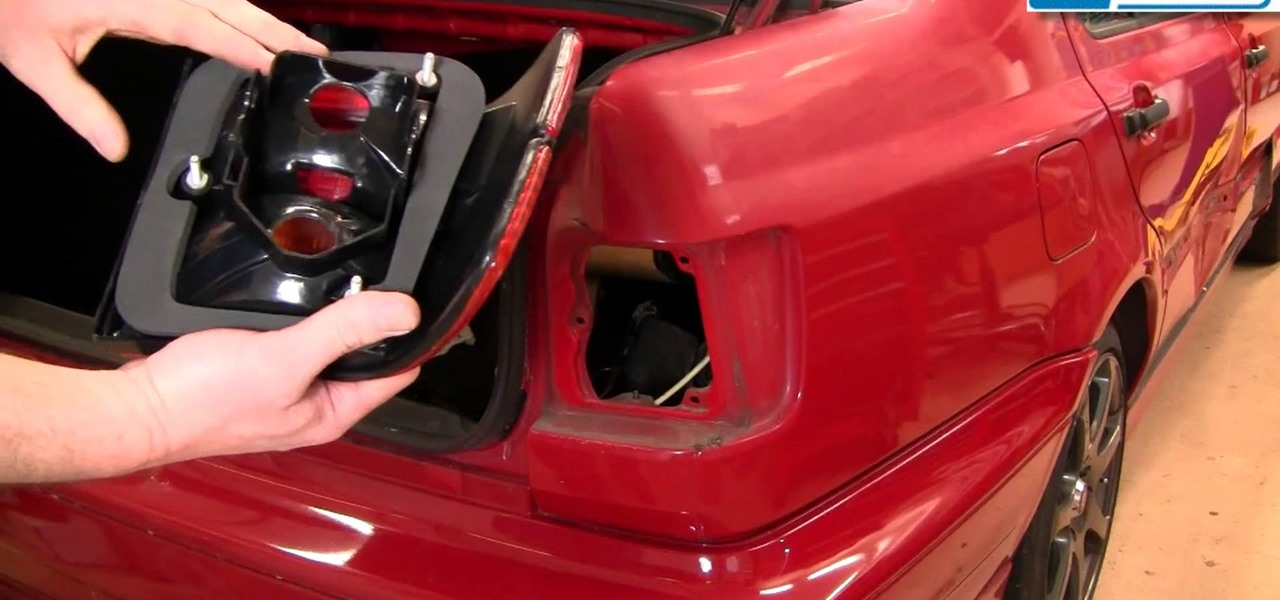 Replace the Outer Taillights and Bulbs in Your 93-98 Volkswagen Jetta