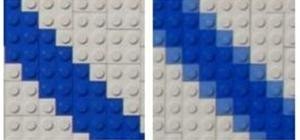 Anti-Aliasing LEGO Images