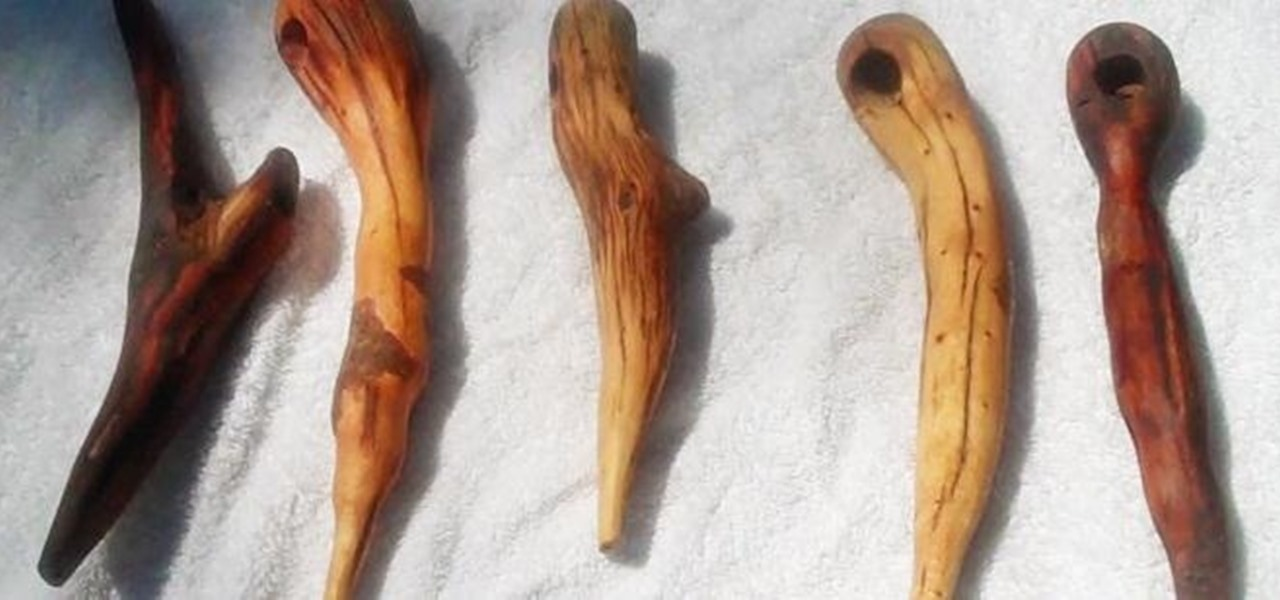 Make Your Very Own Hobbit Pipe—The Only Way to Smoke Pipe-Weed