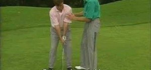 Have good golf posture with tips from David Leadbetter