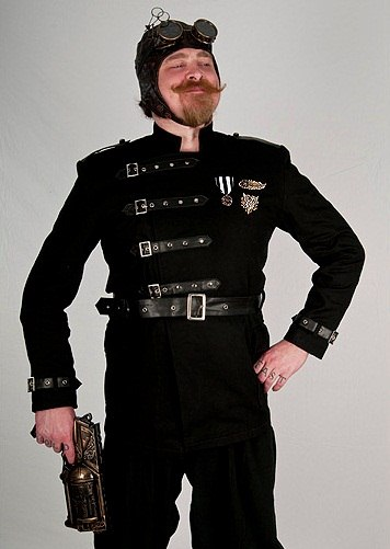 Steampunk clothing store online