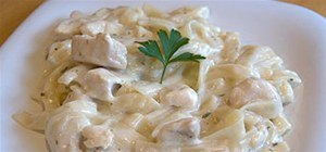 Chicken Helper - Italian Fettuccine Alfredo