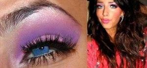 Apply a Barbie Teresa inspired makeup