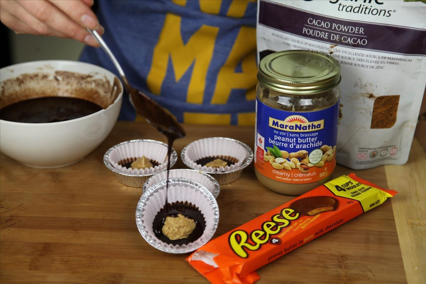 How to Make Vegan Reese Peanut Butter Cups