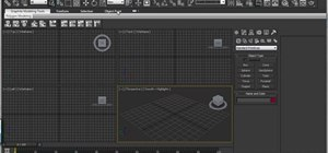 Configure the Ribbon UI in Autodesk 3ds Max 2011