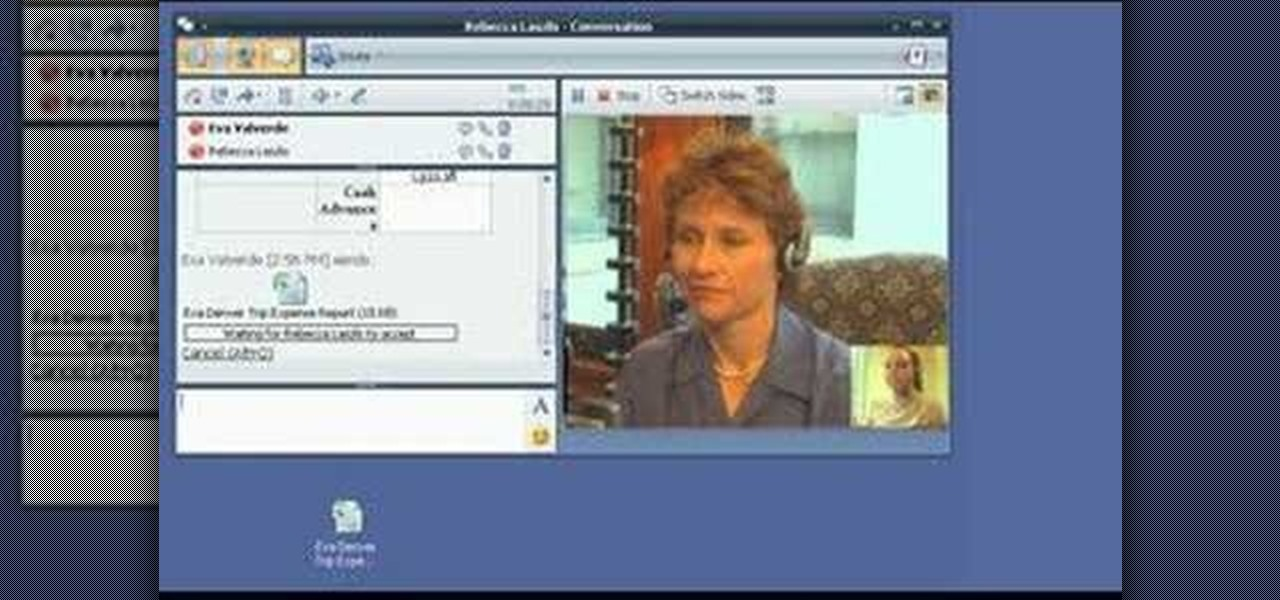 how to use advanced features of office communicator 2007