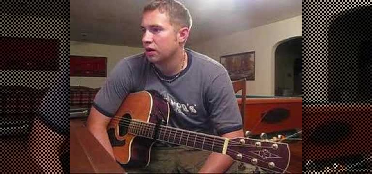 How To Play Superman By Joe Brooks On Guitar Acoustic Guitar