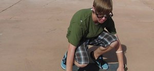 Improve your kickflip on your skateboard