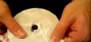 Quickly fix a skipping DVD with toothpaste