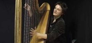 Play the harp for beginners