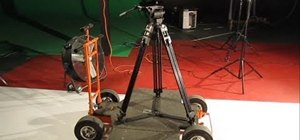 Make your own rolling camera dolly for cheap
