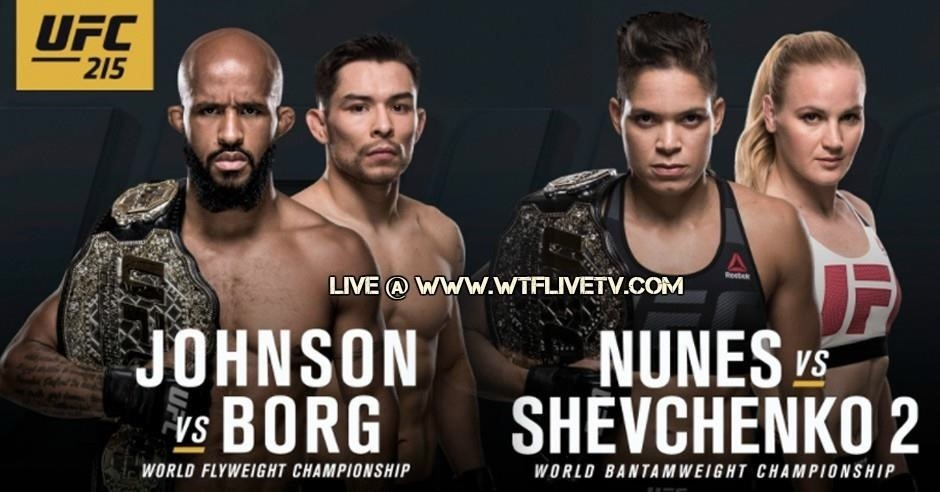 Is WTFLIVETV Have the Best UFC 215 Live Stream ?