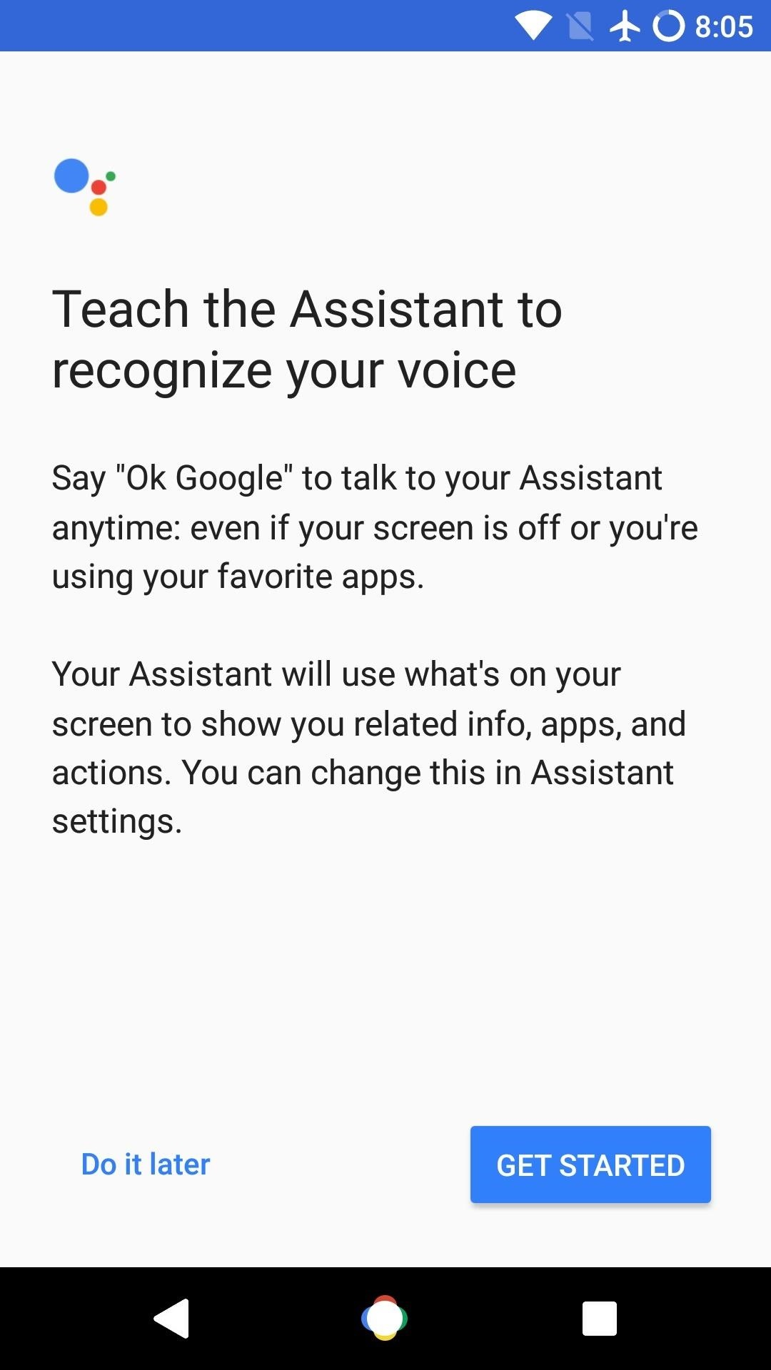 How to Get the Pixel's Google Assistant Working on Other Android Devices