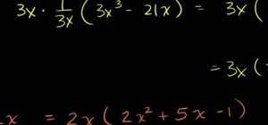Solve polynomial equations in factored form
