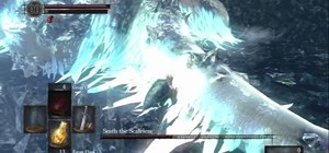 Beat the Seath The Scaleless boss fight in Dark Souls