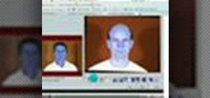 Create a lifelike head in Genhead 3.1