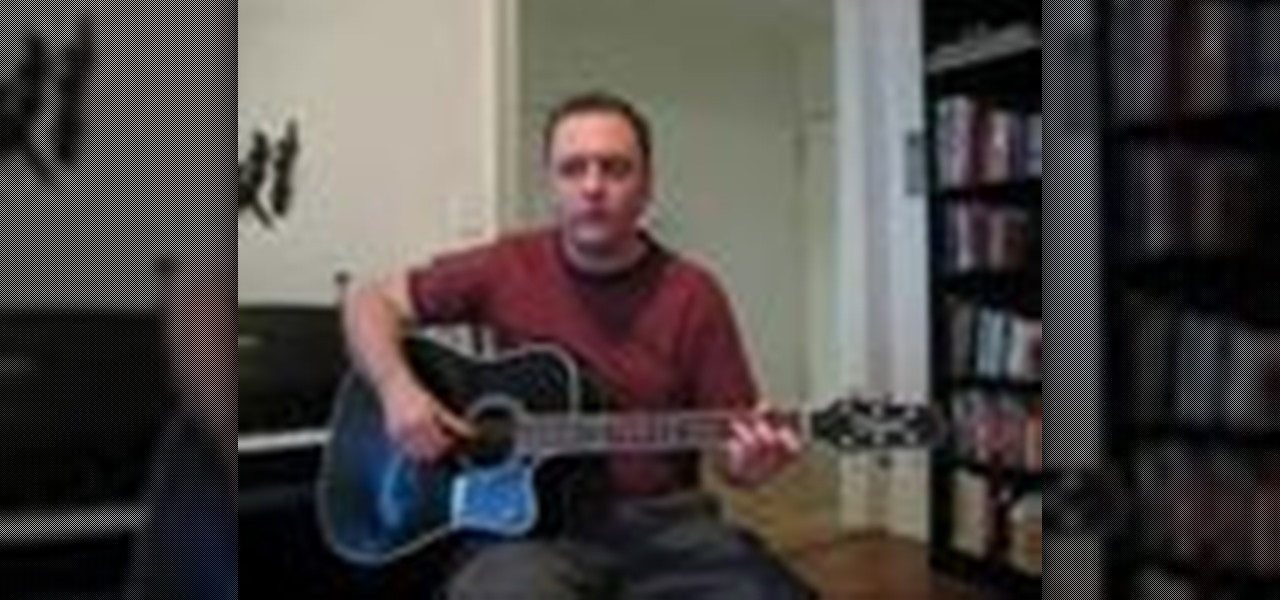 How To Play The Girl From Ipanema On The Acoustic Guitar